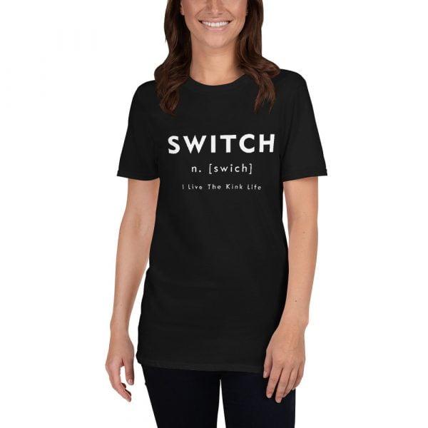 unisex basic softstyle t shirt black front 61261d8672e59