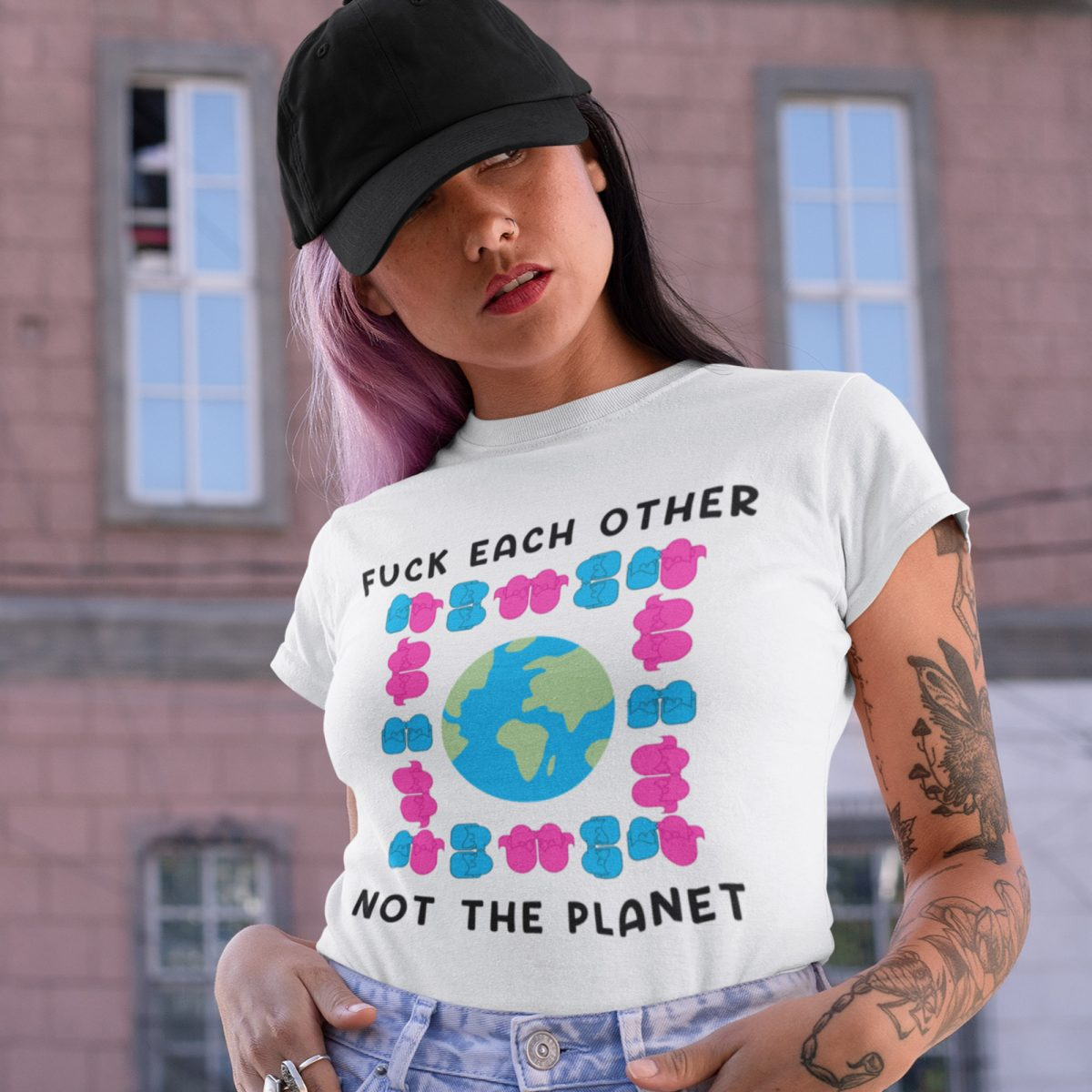 fuck-each-other-not-the-planet-filthy-BDSM-kinky-unisex-white-tshirt-4