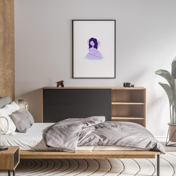 fucking fablous nude erotic wall art prints posters vertical 1