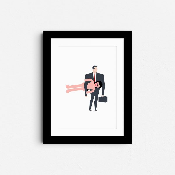 the-lift-a4-nude-erotic-wall-art-framed