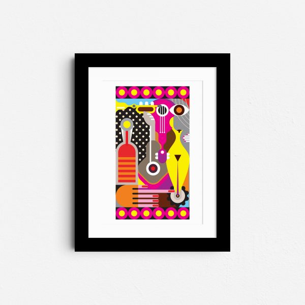 triangle-a4-nude-erotic-wall-art-framed