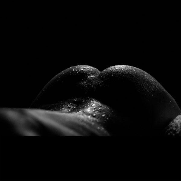 drip nude erotic wall art prints 1