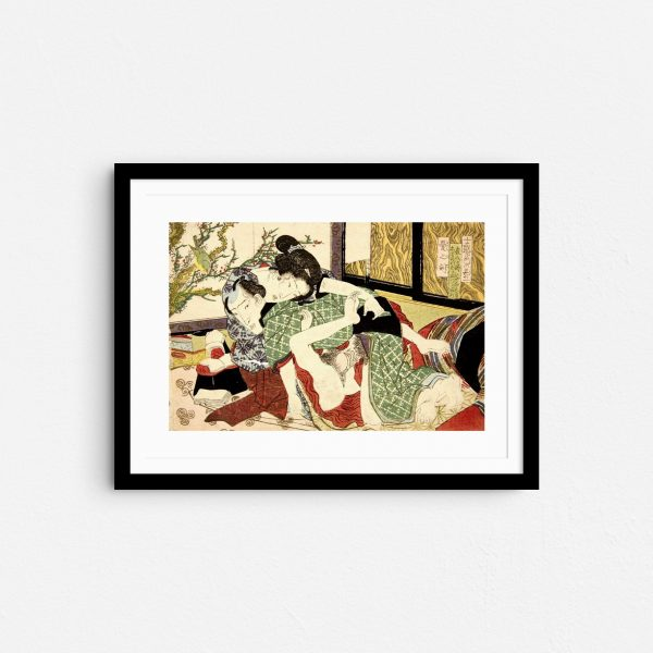 entrapment-shunga-japanese-erotica-art-prints-frames
