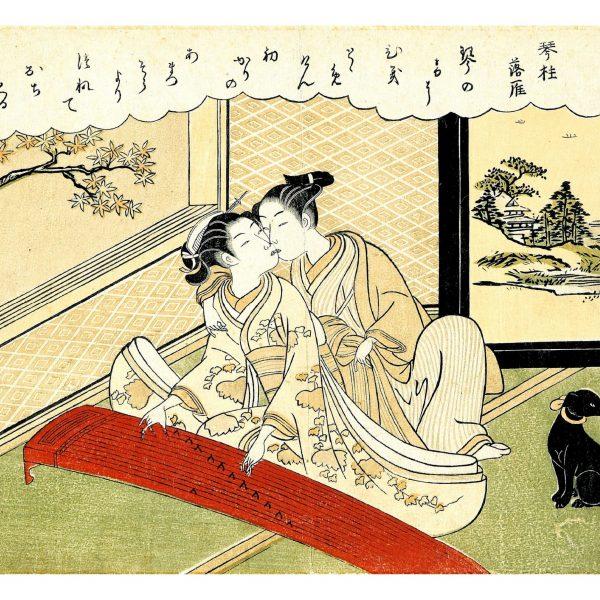 feminine-serenade-shunga-japanese-erotica-prints-a4