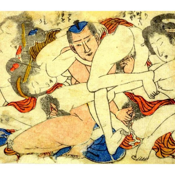four-is-a-dream-shunga-japanese-erotica-prints-a4