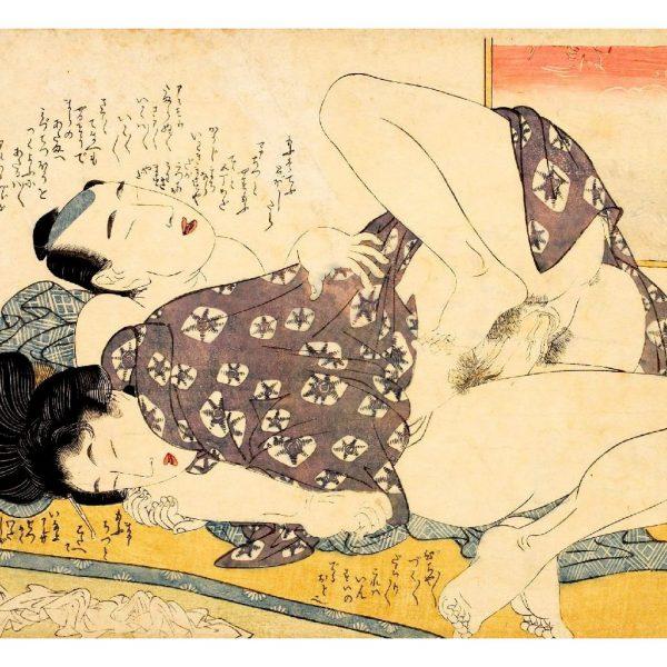 good-morning-shunga-japanese-erotica-prints-a4