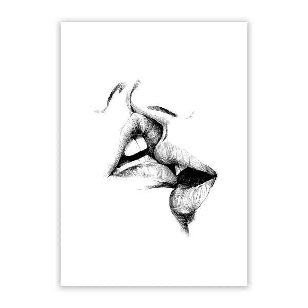 pulse nude erotic wall art prints posters