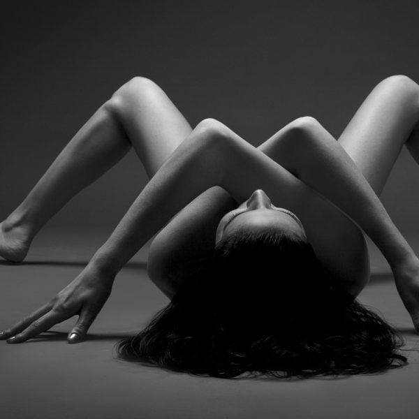 self embrace nude erotic wall art prints