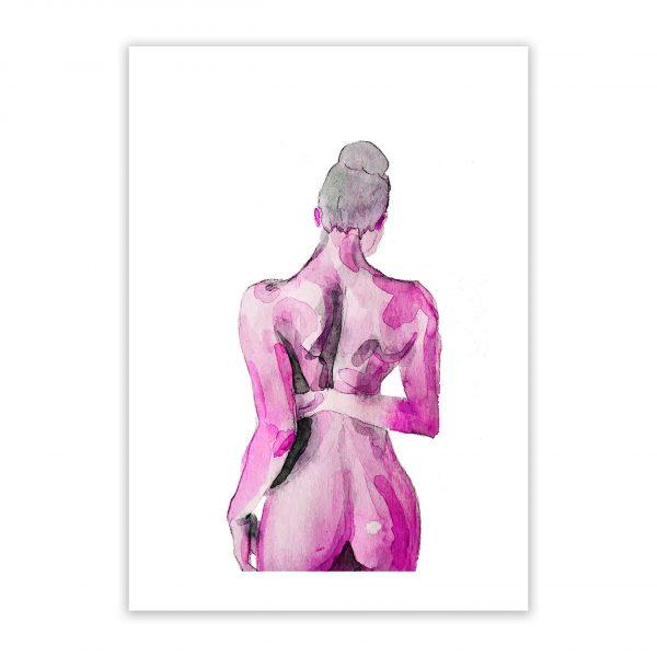 tafakari nude erotic wall art prints posters