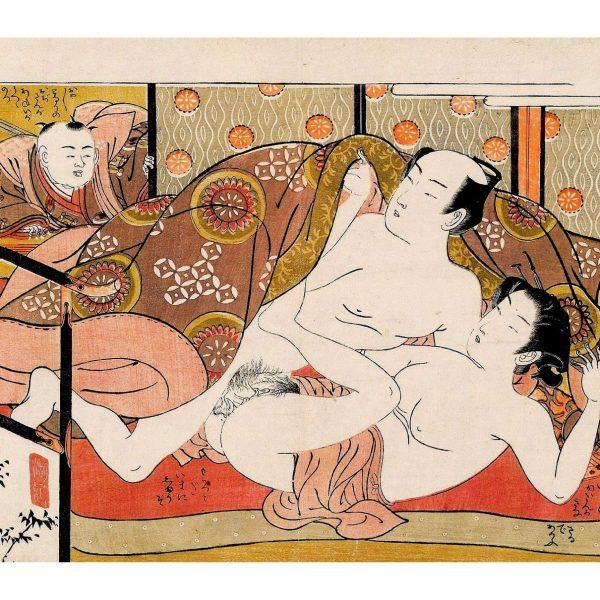 the-watcher-shunga-japanese-erotica-art-prints-a4