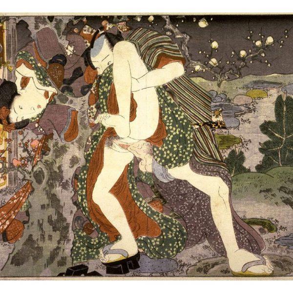 under-the-moon-shunga-japanese-erotica-prints-a4