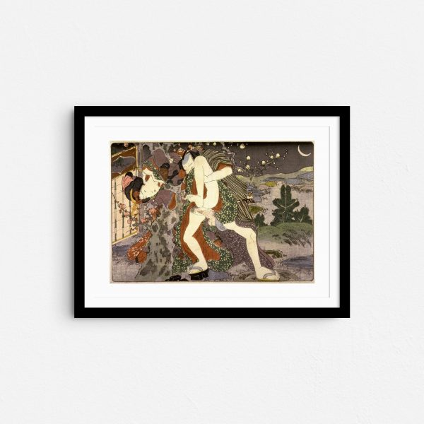 under-the-moon-shunga-japanese-erotica-prints-frame