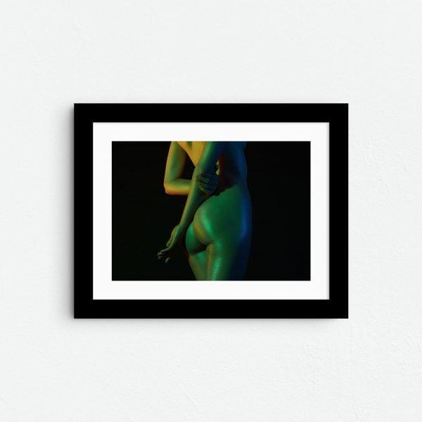 watch me shine nude erotic wall art prints framed landscape