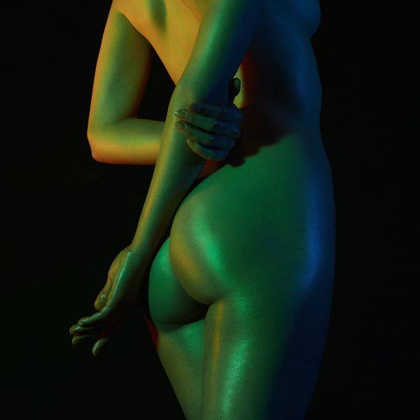 watch me shine nude erotic wall art prints